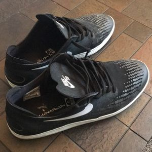 Men's anime Black Lunarlon Size 13